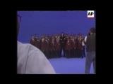 Michael Jackson - 1993 Behind Scenes of Whatzupwitu with Eddie Murphy
