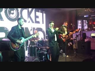 Rocket Band live in @magadan.resto