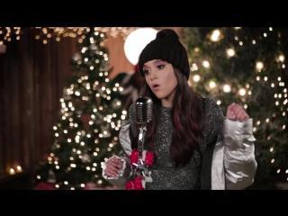 Новогодний кавер песни let it snow - megan nicole (christmas cover)