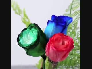 Лайфхак с розой
