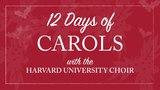 Harvard University Choir's 12 Days of Carols Glory Hallelujah to the New-Born King