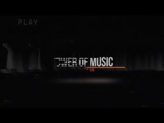 Power of #Music - Monday night #House #TechHouse #Techno