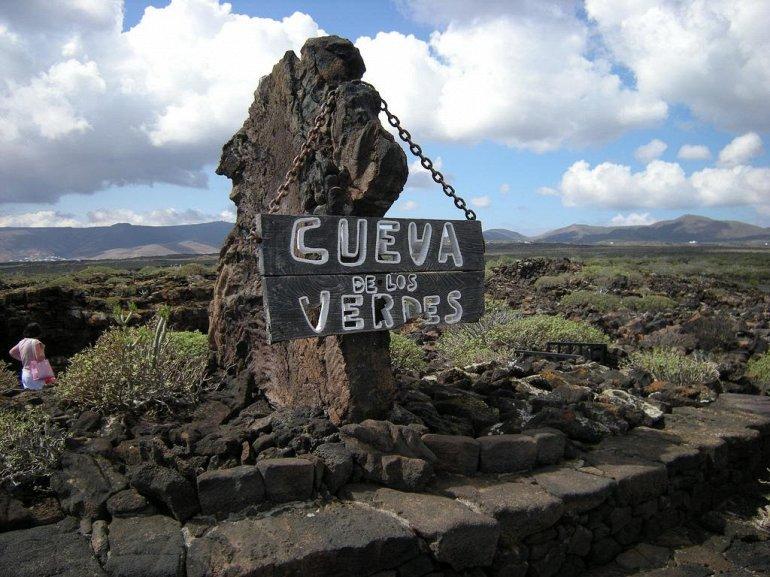 Пещера Куэва-де-Лос-Вердес, изображение №3