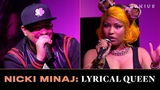 Nicki Minaj Lyrical Queen Genius Live Interview
