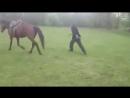 Всадник без коня