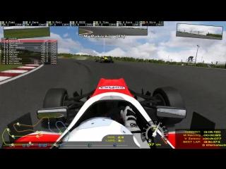 FIA Formula 3 European (Algarve International - Этап №2)