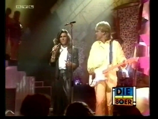Modern Talking - Brother Louie (RTL, Top Of The Pops, 21.08.1986)