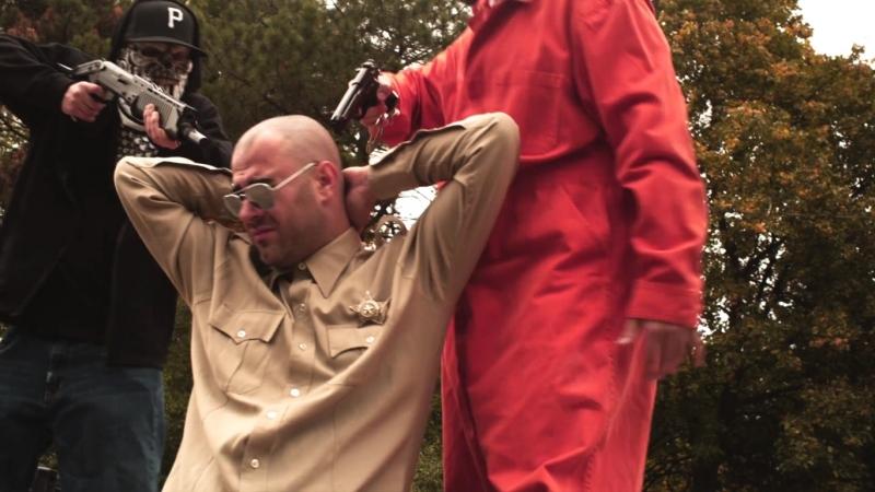 Snowgoons ft Lord Lhus, Sean Strange, Sicknature Psych Ward - Global Domination[ mini movie video clip ].HD.1080.p