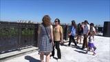 Прогулка по Тюмени 1 июля 2018.Площадь Борцов Революции.Набережная реки Туры