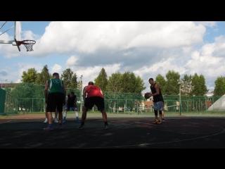 Чемпионат Архангельской области по баскетболу 3 на 3. Финал мужчины