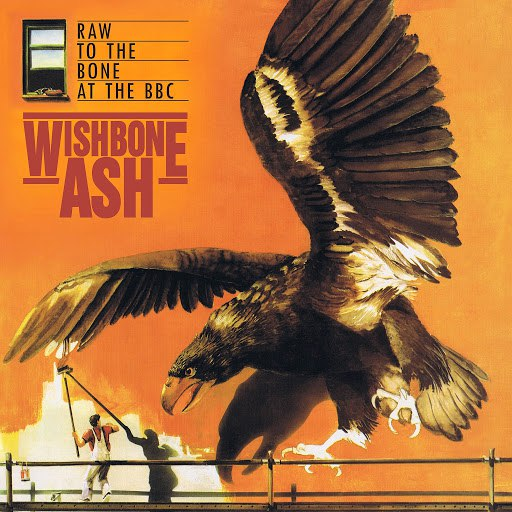 Wishbone Ash альбом Raw to the Bone at the BBC
