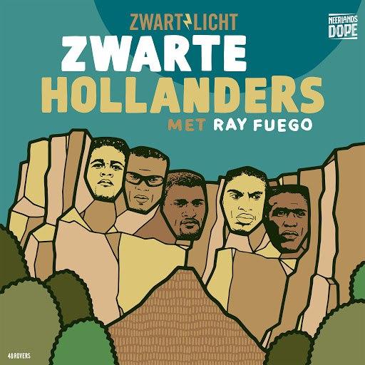 Zwart Licht альбом Zwarte Hollanders
