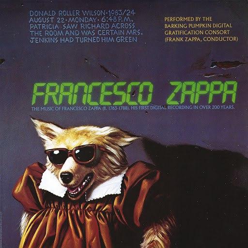 Frank Zappa альбом Francesco Zappa