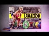 Закулисное видео Ланы со съёмок в M&F