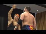 Ethan Page vs. Naomi Yoshimura (DDT - Sunday Kasukabian! 2018)