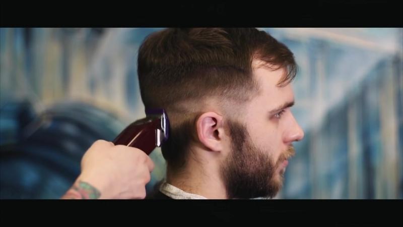 Сentral Barbershop FADE Переход с нуля в мужской стрижке (Санкт-Петербургская школа барберов)