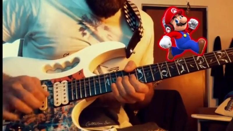 Day off, cazzeggio e mal di gola 😣 supermario theme wah ibanez guitar guitarist guitarporn me video