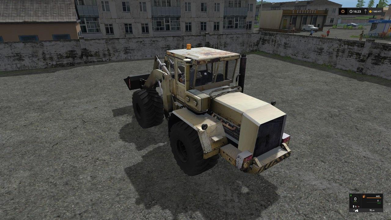 КИРОВЕЦ К-702 «УДМ-2» ...