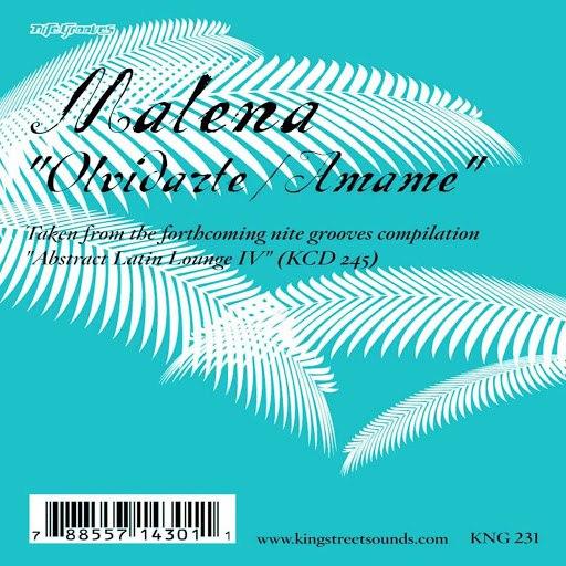 Malena альбом Olvidarte (Te Amo) / Amame