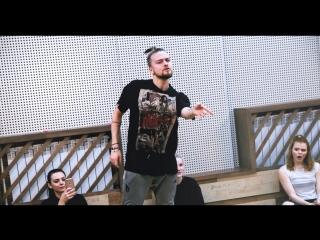 "Boris Ryabinin choreography   ""Dunk Contest (Magic Bird)'"" by Andy Mineo & Wordsplayed"