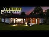 How to Design Small House - Virtual Tour Walkthrough Animation by Architectural Rendering Studio San Diego, USA