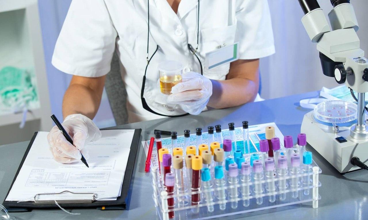 Лабораторная диагностика на дому