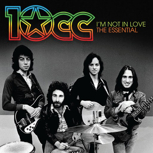 10CC альбом I'm Not In Love: The Essential 10cc
