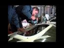 Установка накрышного люка Webasto Hollandia 100 DeLuxe на автомобиль УАЗ Hunter