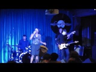 Shanna Waterstown & Blues Encore - Rock Me Baby