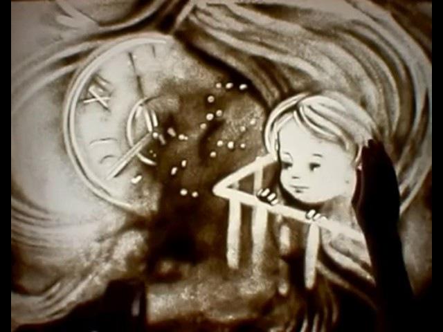 12 Coffe Art Time (Песочная анимация)