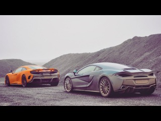 How Dirty Can I Make A McLaren? 570GT & 675LT Winter Drive & Review