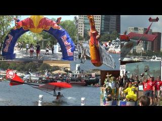 Red Bull Flugtag Boston! August 20, 2016