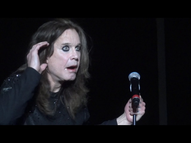 Ozzy Osbourne - Bark At The Moon Mr. Crowley ROCK USA 2017 Oshkosh Wisconsin