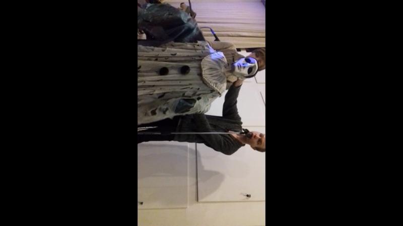 2017. Участники фестиваля РОССАМПИ в гостях у театр-концерта Вампука (СПб)