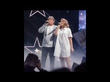 Зина Куприянович &amp Алексей Глызин - Зимний сад (Новая Фабрика Звезд 2017)