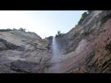 Каскад водопадов Кинчха