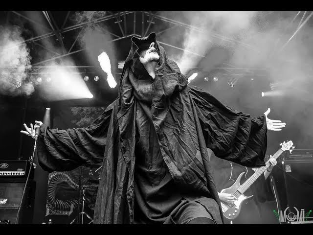 Condescension Wrath of The Skies live at Hard Rock Laager 2017