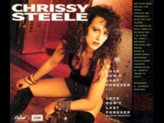 Chrissy Steele - Two Lips (Don't Make A Kiss)