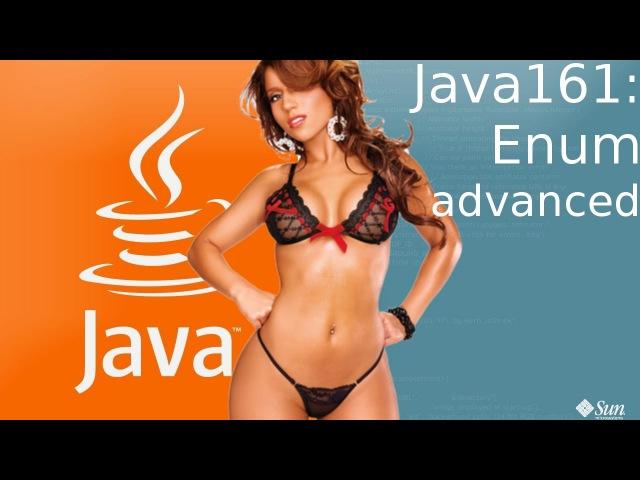 Урок Java 161 Enum подробнее