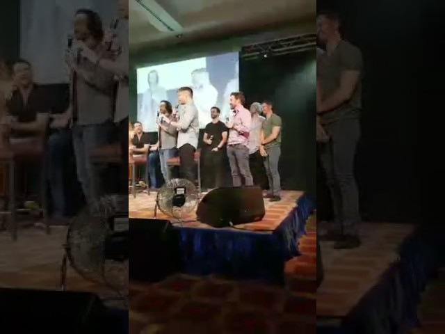 JIBCON 2017 sat opening ceremony via periscope by @outmanders