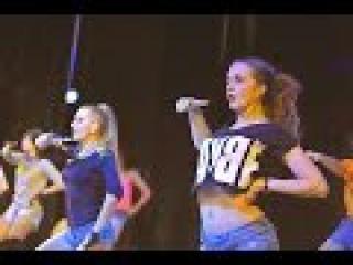 Танец Реггетон. Школа танцев Dance Life. Reggaeton видео