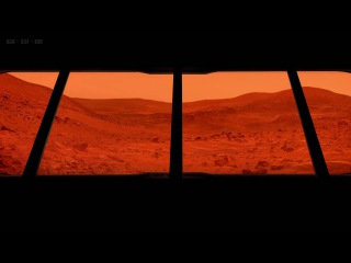 10 Hours on Mars with Delta Waves and White Noise Sounds for Relaxation and Sleep - 10 Hours Video