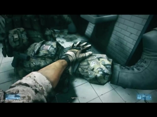 Battlefield 3 - best moments _ brutal takedowns