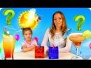 СОК ЧЕЛЛЕНДЖ JUICE CHALLENGE УГАДАЙ ВКУС СОКА на детском развлекательном канале УльТиВи