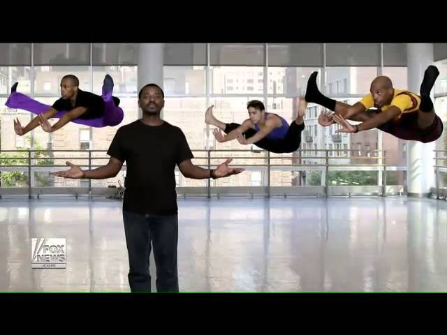 A look at the Alvin Ailey American Dance Theater