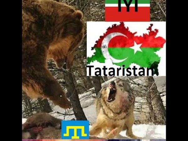 Great Turkic Freedom for Turan - Tataristan VolgaBulgaria Tatars Volga Bulgar Bulgaria