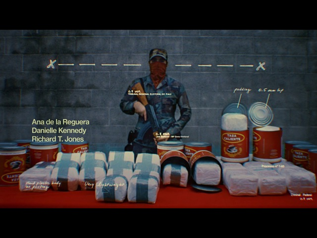 Заставка к сериалу Барыги Нарко Narcos Opening Credits