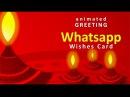 Happy Diwali Wishes Animated Greetings Video Whatsapp Diwali Greetings by Enjoy Art