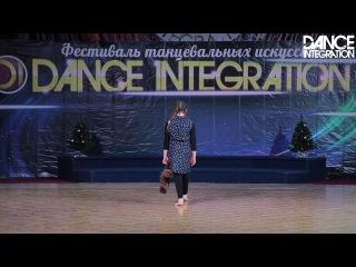 Dance Integration 2017 - Военно-патриотический танец, Соло, Дети+Юниоры