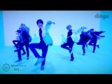 NCT 100sec Choreography @ Dingo